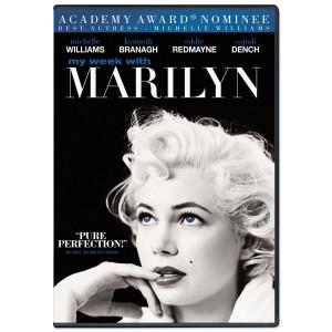 Marilyn Monroe My Week with Marilyn DVD