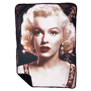 Marylin Monroe Blanket