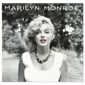 Marilyn Monroe 2017 Wall Calendar