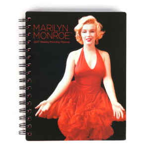 Marilyn Monroe Weekly/Monthly Planner