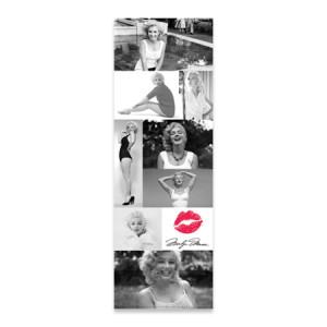 """Marilyn Monroe tiled 20.5"""" x 61.6"""" Poster"""