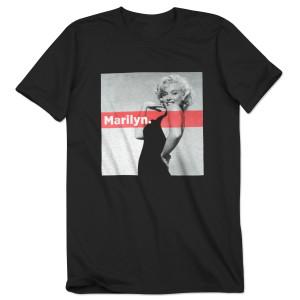 Marilyn Monroe Who Me? Tee