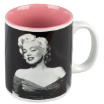 "Marilyn Monroe ""Woman"" 12 oz. Ceramic Mug"