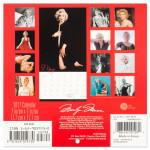 Marilyn Monroe 2017 Mini Calendar