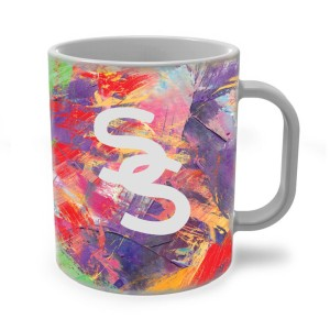 Sam Smith Logo Paint Mug