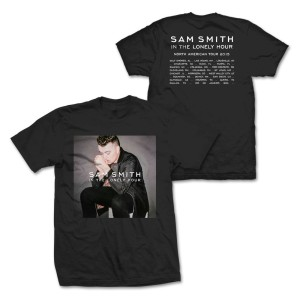 Sam Smith Lonely Hour Tour T-Shirt