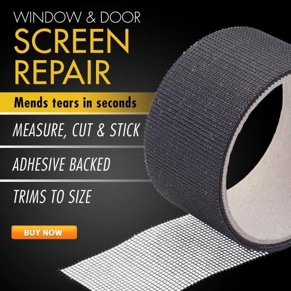 Superbe Screen Repair Tape