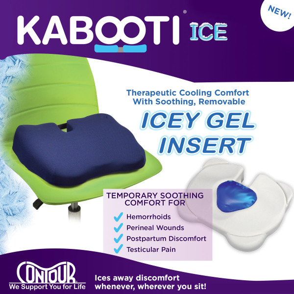 contour kabooti ice cushion shop the as seen on tv official store