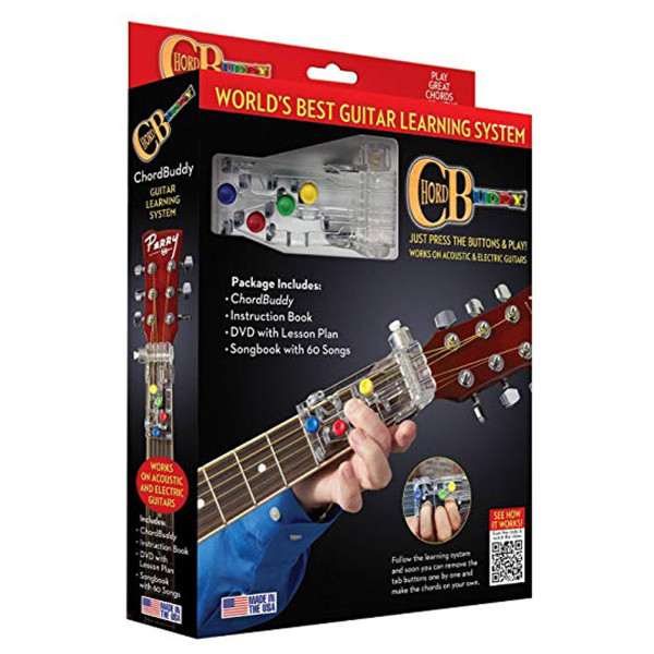 Chord Buddy Guitar Learning System Shop The As Seen On Tv Official