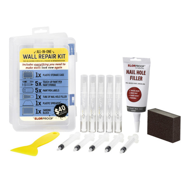 All In One Wall Repair Kit Shop The As Seen On Tv Official Store
