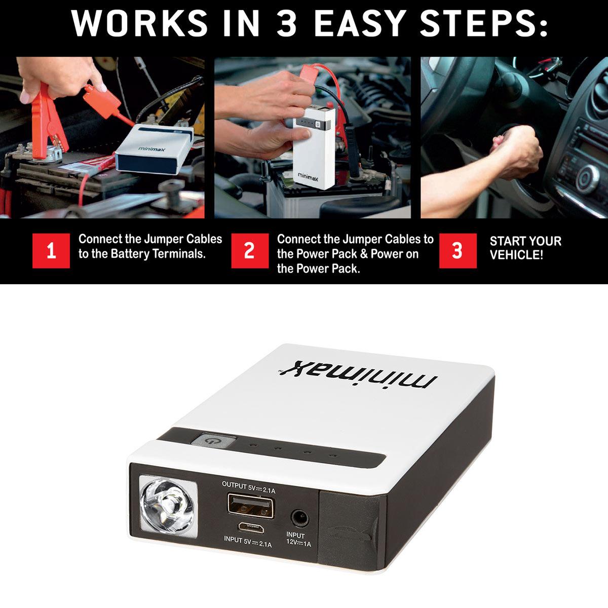MiniMax Power Pack