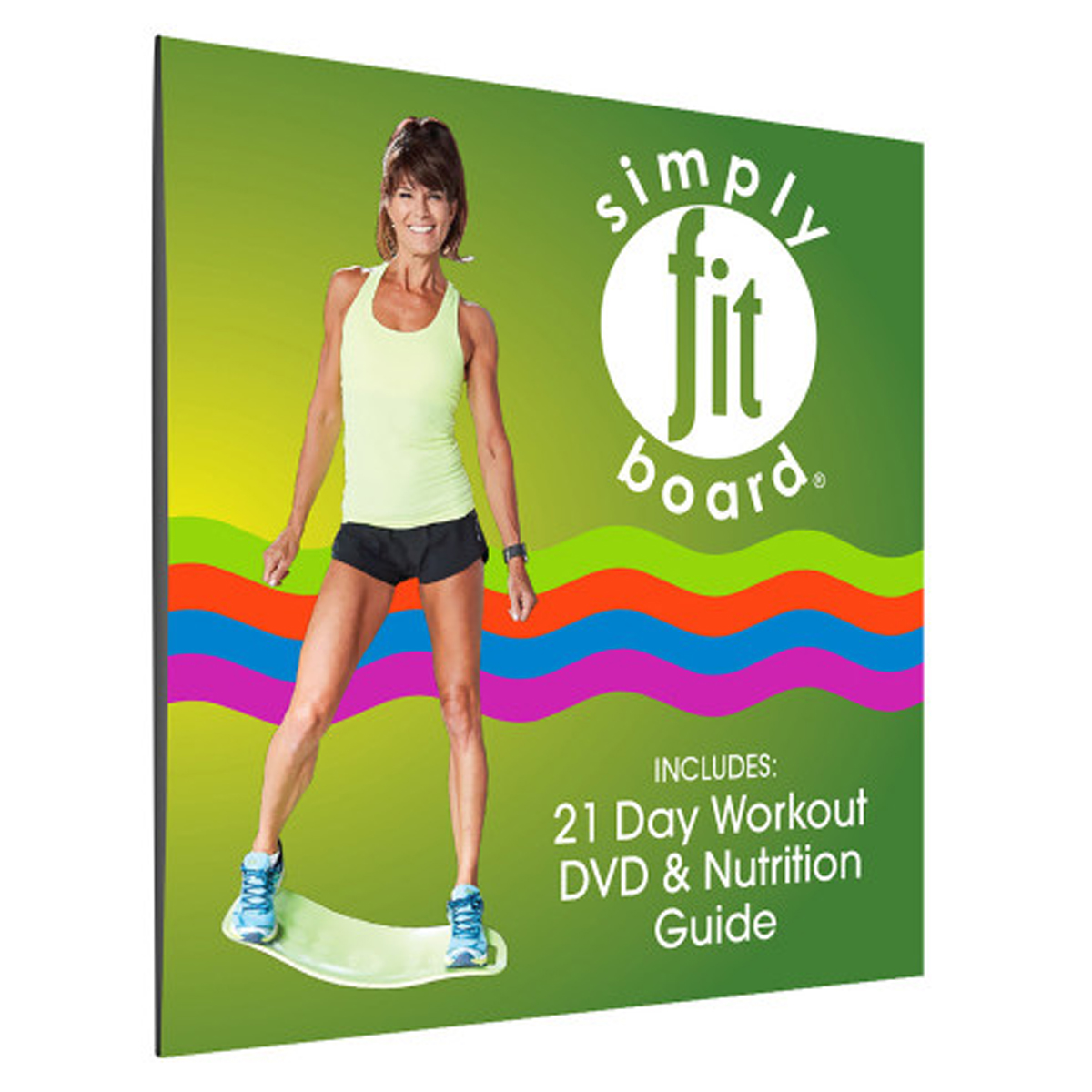 Simply Fit Board 21 Day Workout Challenge
