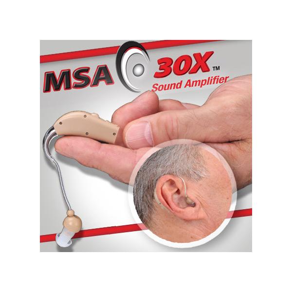 MSA 30X Sound Amplifier - Discreet Sound Amplifier