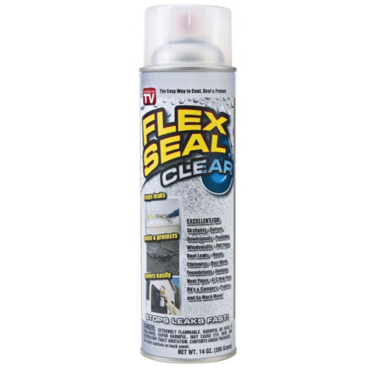 Flex Seal Clear
