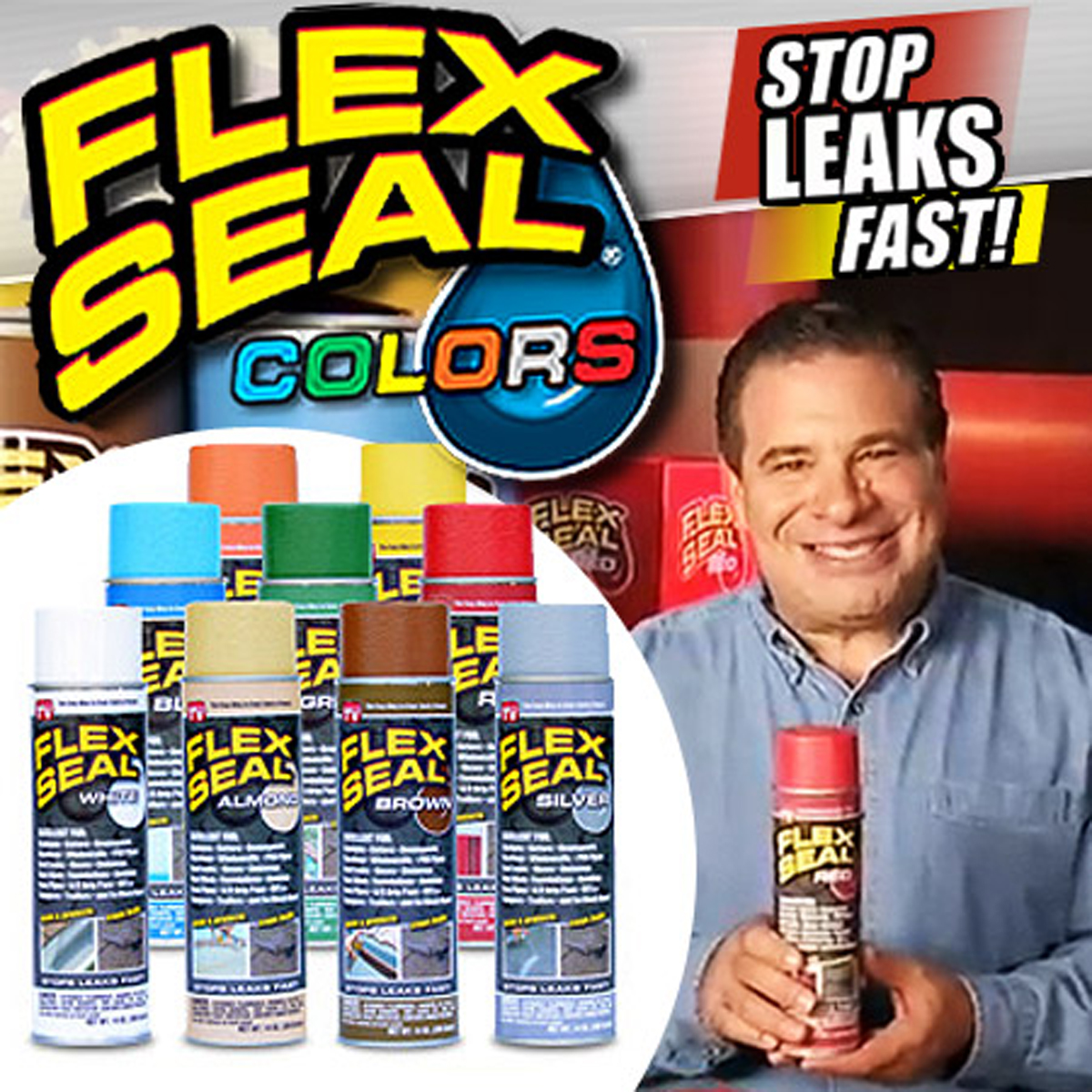Flex Seal Colors