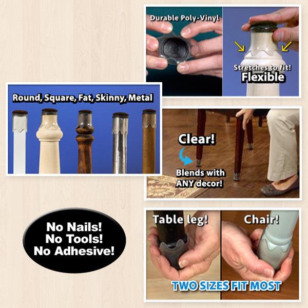 Furniture Feet - Large