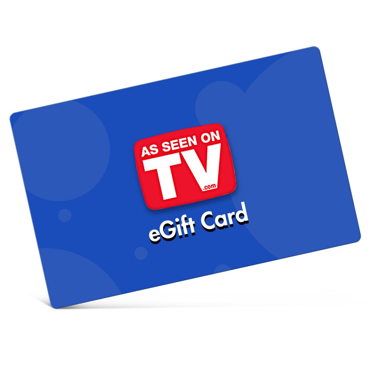 AsSeenOnTV.com E-Gift Card