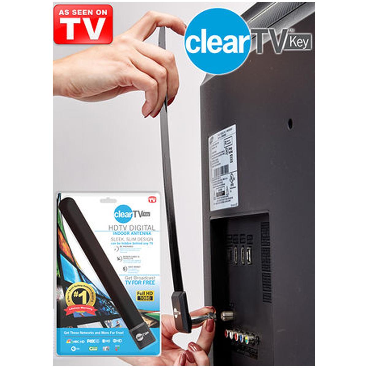 Clear TV Key