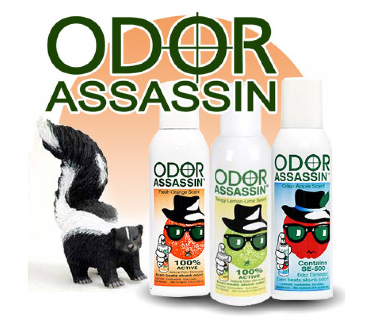 Odor Assassin