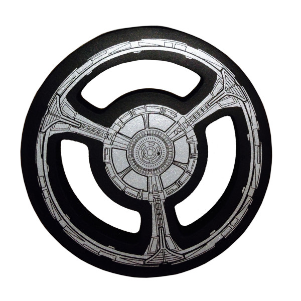 Star Trek Deep Space Nine Flyer Frisbee