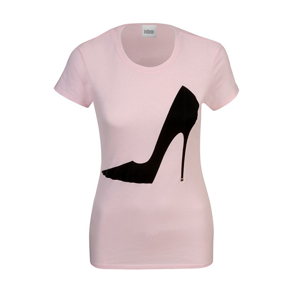 Sex and the City Giant Stiletto T-Shirt