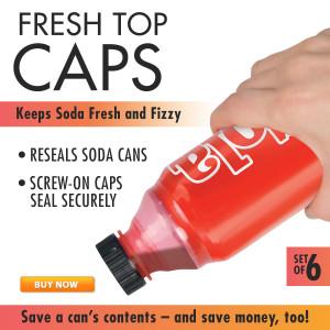Fresh Top Caps