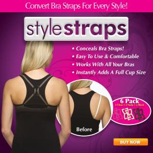 Style Strap Bra Strap Concealer