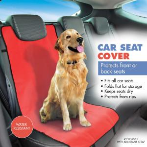 Pet Seat Cover - Single