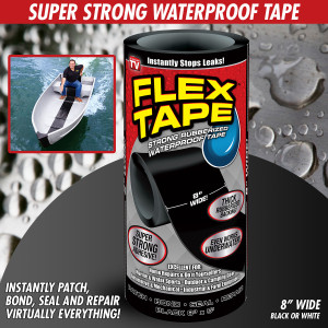 "Flex Tape 8"""