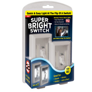 Mighty Bright Light Switch