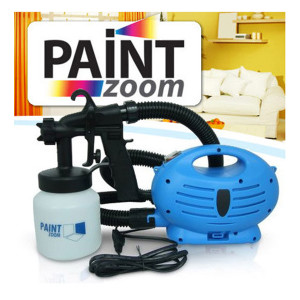 Paint Zoom Paint Sprayer - One Stop Solution For Your Painting Needs