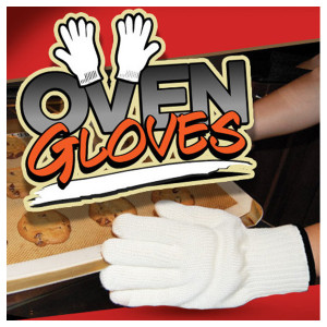 Oven Gloves - Set of 2