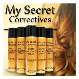 My Secret Root Touch-Up Spray