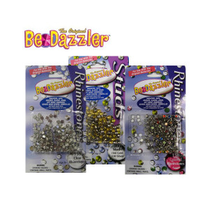 BeDazzler Rhinestone and Stud Refills