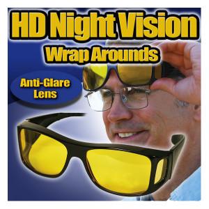 HD Vision Night Wraparounds