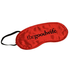 The Good Wife Satin Sleep Mask