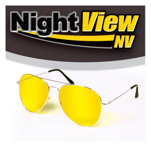 Night View NV Glasses - Cut Down The Glare