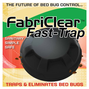 FabriClear Fast Trap | Bed Bug Trap