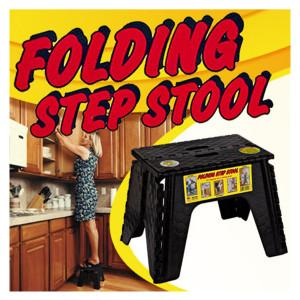 EZ Foldz Folding Step Stool 12