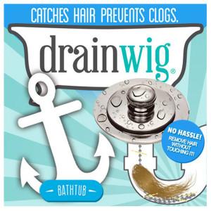 Drain Wig - Bathtub