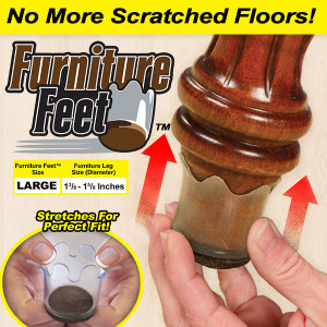 Furniture Feet - Large