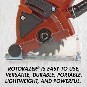 Rotorazer Saw