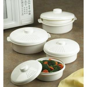 Microwave Cookware Set