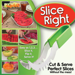 Slice Right - Melon Slicer