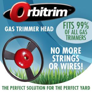 Orbitrim Gas Trimmer Head