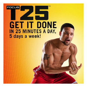 Focus T 25 Workout – As Seen On TV
