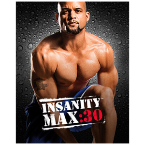 INSANITY MAX 30 - As Seen On TV