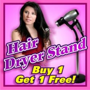 Hair Dryer Stands Buy 1 Get 1 Free