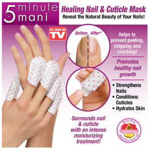 5 Minute Mani  Healing Nail & Cuticle Masks