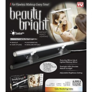 Beauty Bright™  Instant LED Vanity Lighting